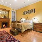 39 east 10th street, master bedroom, greenwich village, co-ops