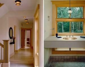 CWB Architects, Shingle style, East Hampton Northwest Woods, EJ Audi, red cedar cladding, eastern hemlock timber, cross ventilation, Brendan Coburn, cupola