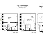 196 Sixth Ave Floor Plan