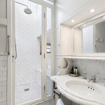49 west 9th street, master bathroom, co-op