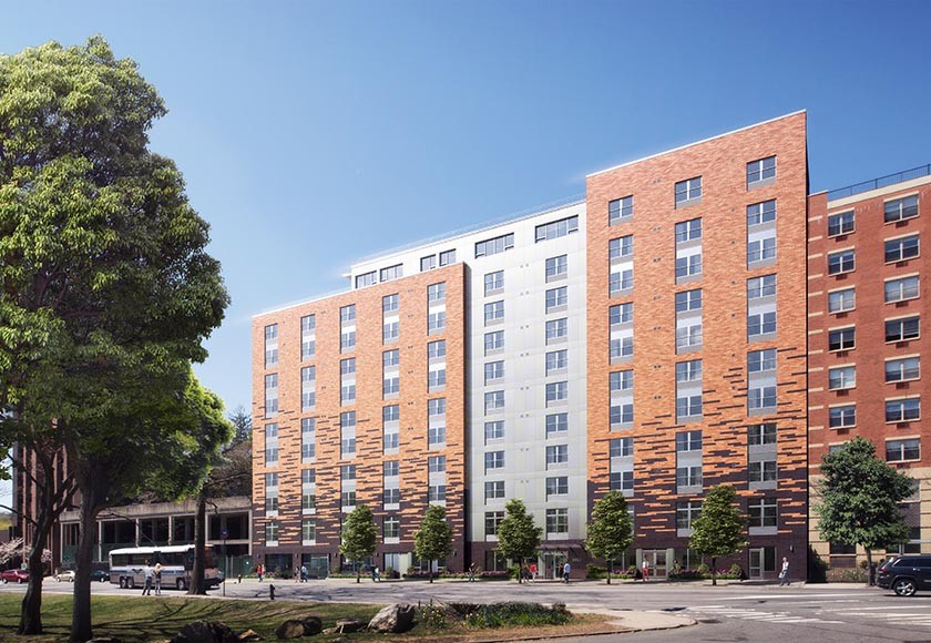 Delightful Lottery Open For 77 Affordable Units For Seniors At Dattner Architectsu0027 Van  Cortlandt Green Nice Design