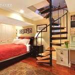 337 West 20th Street, chelsea, bedroom, duplex, co-op, muffin house
