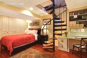 337 West 20th Street, chelsea, bedroom, duplex, co-op, muffin house
