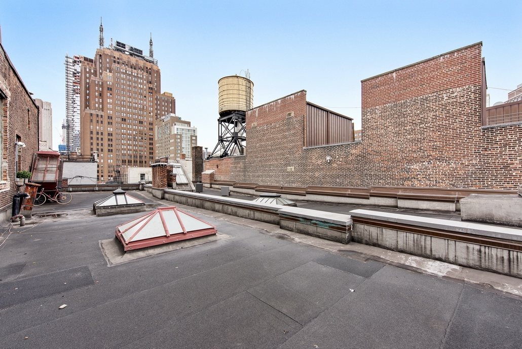 81 grand street, roof deck, soho, roof
