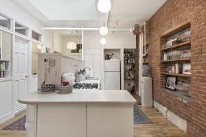 81 Grand Street, kitchen, loft, soho,