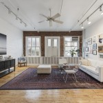 81 Grand Street, loft, soho, living room