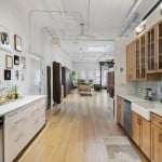 81 Grand Street, kitchen, loft, soho,