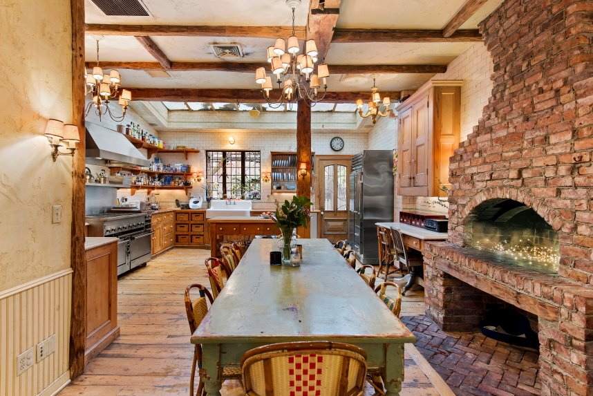 Restaurateur Keith McNally's Greenwich Village Townhouse ...