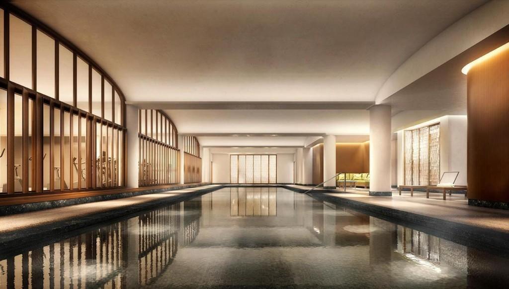 150 Charles Street-pool