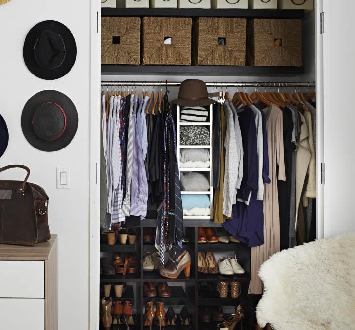 closet organization, closets, closet shelving, closet storage