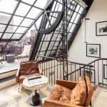 26 Bank Street Rooftop atelier landscape