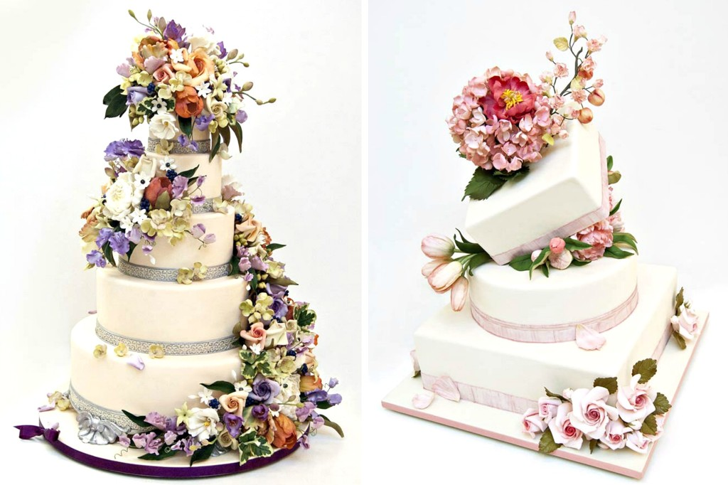 Ron Ben-Israel weddingcakes2
