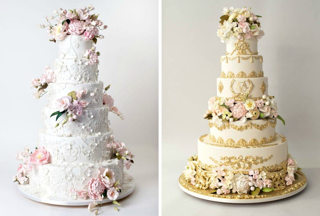 Ron Ben-Israel wedding cakes