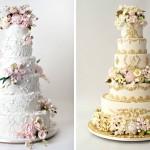 Ron Ben-Israel, wedding cake design, NYC cake makers, NYC wedding cakes