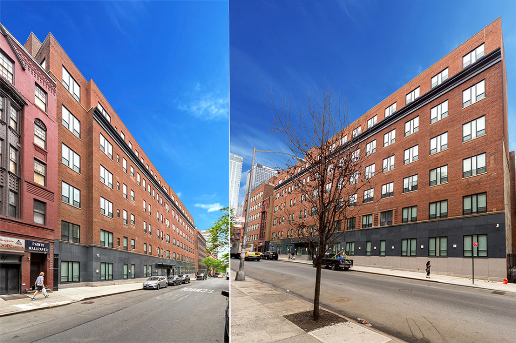 416 West 52nd Street, Chetrit, Hell's Kitchen apartments, affordable homes