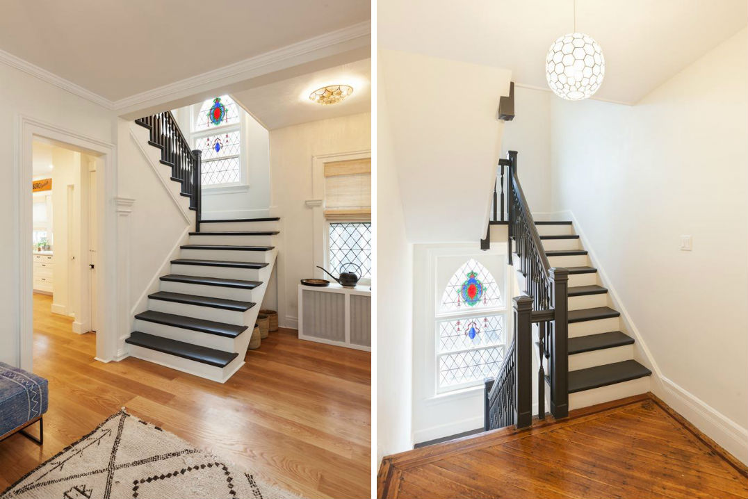 122 marlborough, staircase