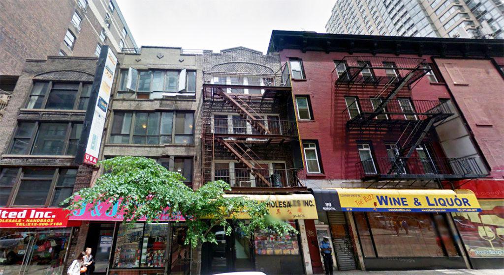 103 West 27th Street