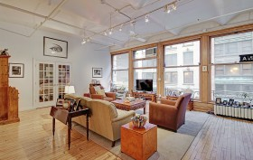 14 West 17th Street, Cool listings, lofts, Flatiron, Manhattan loft for sale