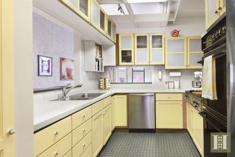 123 prince street, kitchen, soho, loft