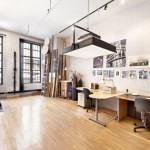 123 Prince Street, artist loft, studio, soho