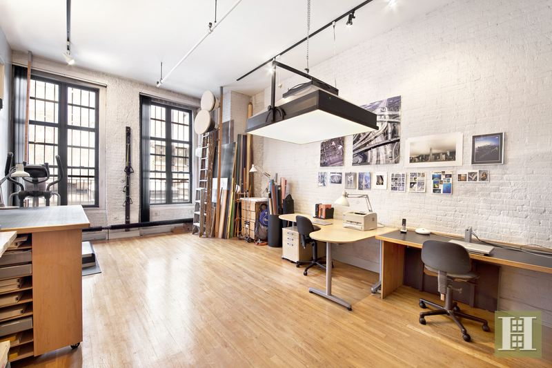 Full Floor Loft With An Actual Artists Studio Asks 3M In