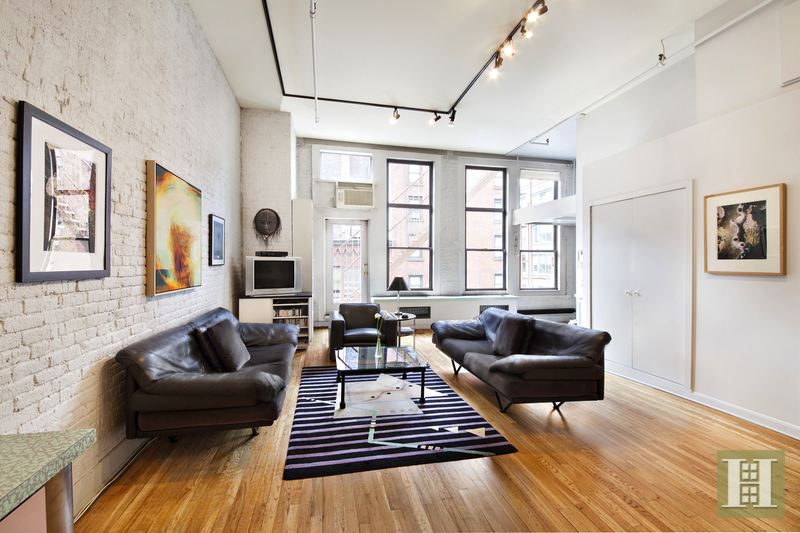 Full-Floor Loft With an Actual Artist\'s Studio Asks $3M in Soho ...