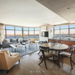 1 Morton Square, Cristie Kerr, NYC celebrity real estate, West Village condo