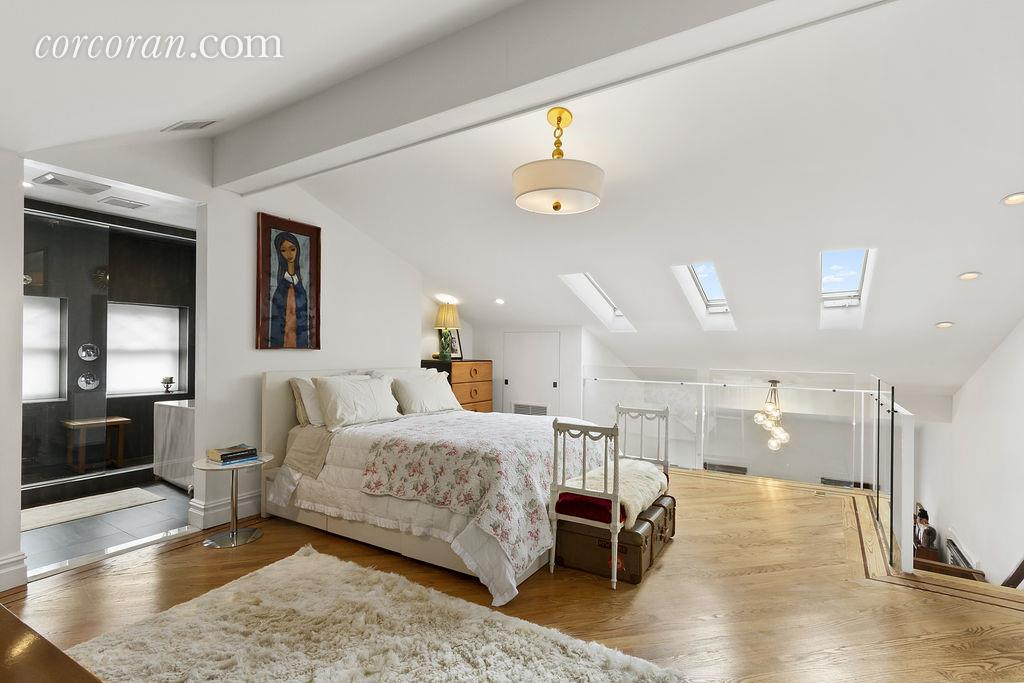 536 east 18th street, master bedroom, ditmas park, victorian