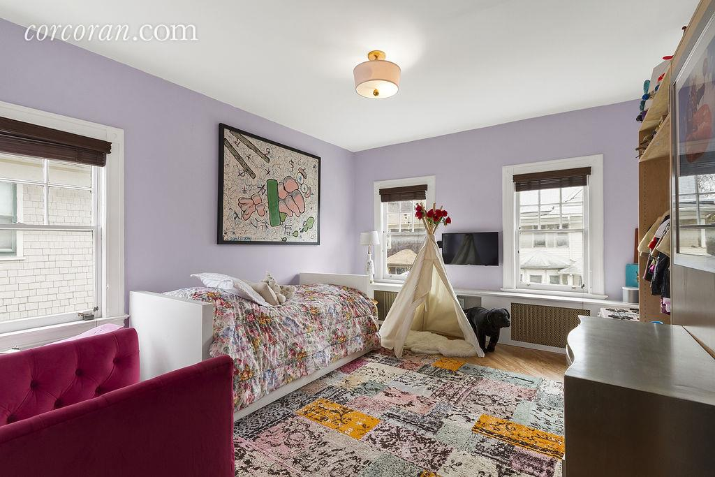 536 east 18th street, bedroom, ditmas park, victorian