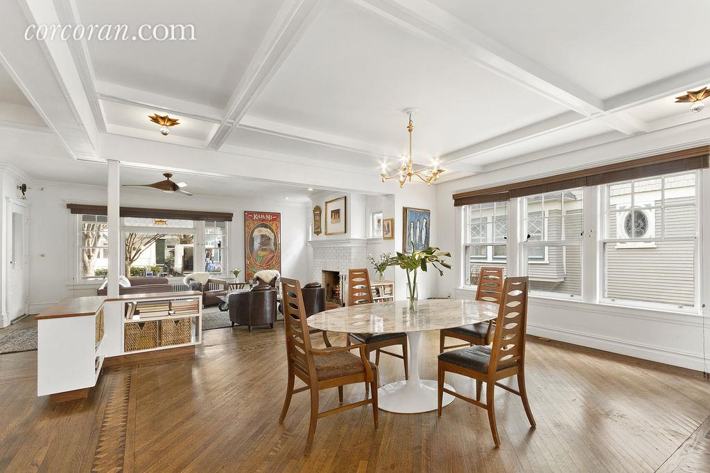 536 East 18th Street, dining room, ditmas park