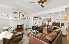 536 east 18th street, ditmas park, living room