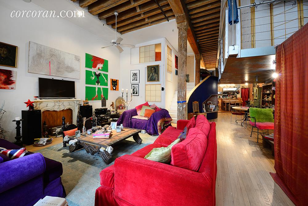 474 Greenwich Street, Cool listings, Tribeca, lofts