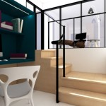 MKCA, Michael Chen Architects, tiny apartments, NYC micro housing, Micro Duplex