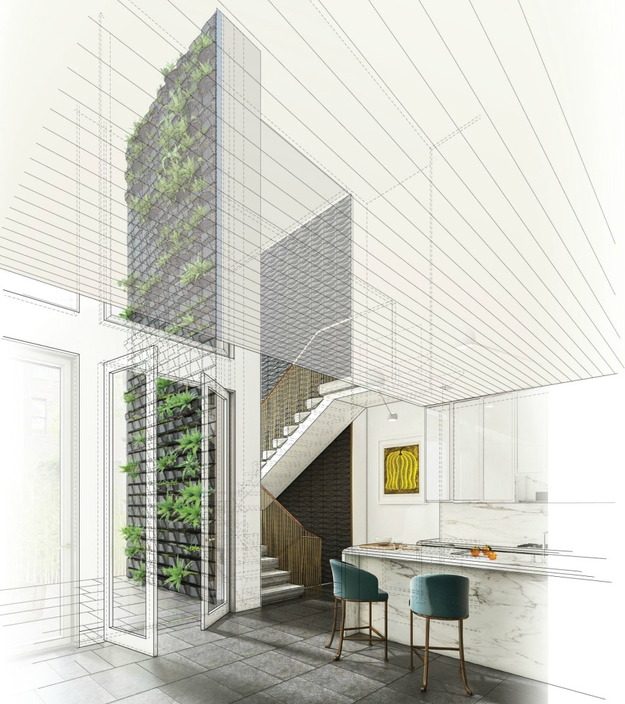 MKCA, Michael Chen Architects, tiny apartments, NYC micro housing