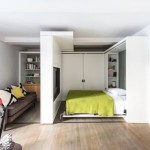 5:1 Apartment, MKCA, Michael Chen Architects, tiny apartments, NYC micro housing