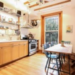 8 warren place, kitchen, cobble hill, brooklyn, warren place mews