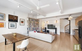 852 Cypress Avenue, Ridgewood, Cool Listings, Lofts, Quirky Homes, Brooklyn Loft For Sale