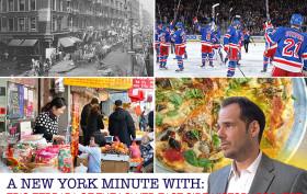 Eric Ferrara, Lower East Side History Project