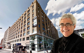 Rafael Vinoly, 787 Eleventh Avenue, Bill Ackman, Pershing Square Capital, NYC starchitecture