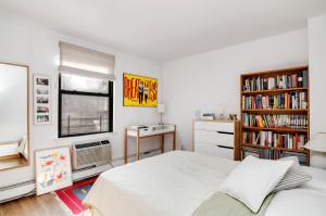 211 Berry Street, williamsburg, master bedroom, two-bedroom condo, condo