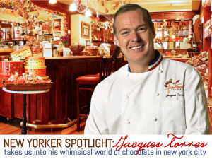 Jacques Torres Chocolate, NYC chocolate shops