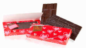 Jacques Torres Chocolate, dark chocolate bar