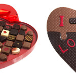 Valentine's Day gifts, Jacques Torres Chocolate, chocolate heart