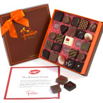 Jacques Torres Chocolate, Valentine's gifts, chocolate games, The Kissing Game