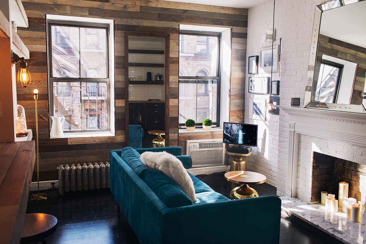 Surprising 685K Chelsea Micro Apartment Was Renovated To Maximize Download Free Architecture Designs Scobabritishbridgeorg