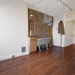 328 East 6th Street, bathtub in the kitchen, East Village studio