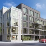 Gertler & Wente Architects, 247 Driggs Avenue, The Driggs Haus, Williamsburg development,