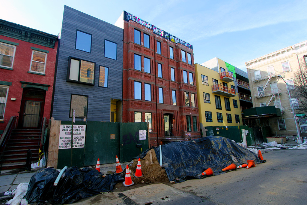 Brooklyn Partments, 4 Downing Street,