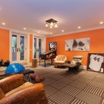327 West 76th Street, rec room, upper west side, mansion, townhouse renovation
