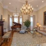 327 West 76th Street, upper west side, mansion, living room